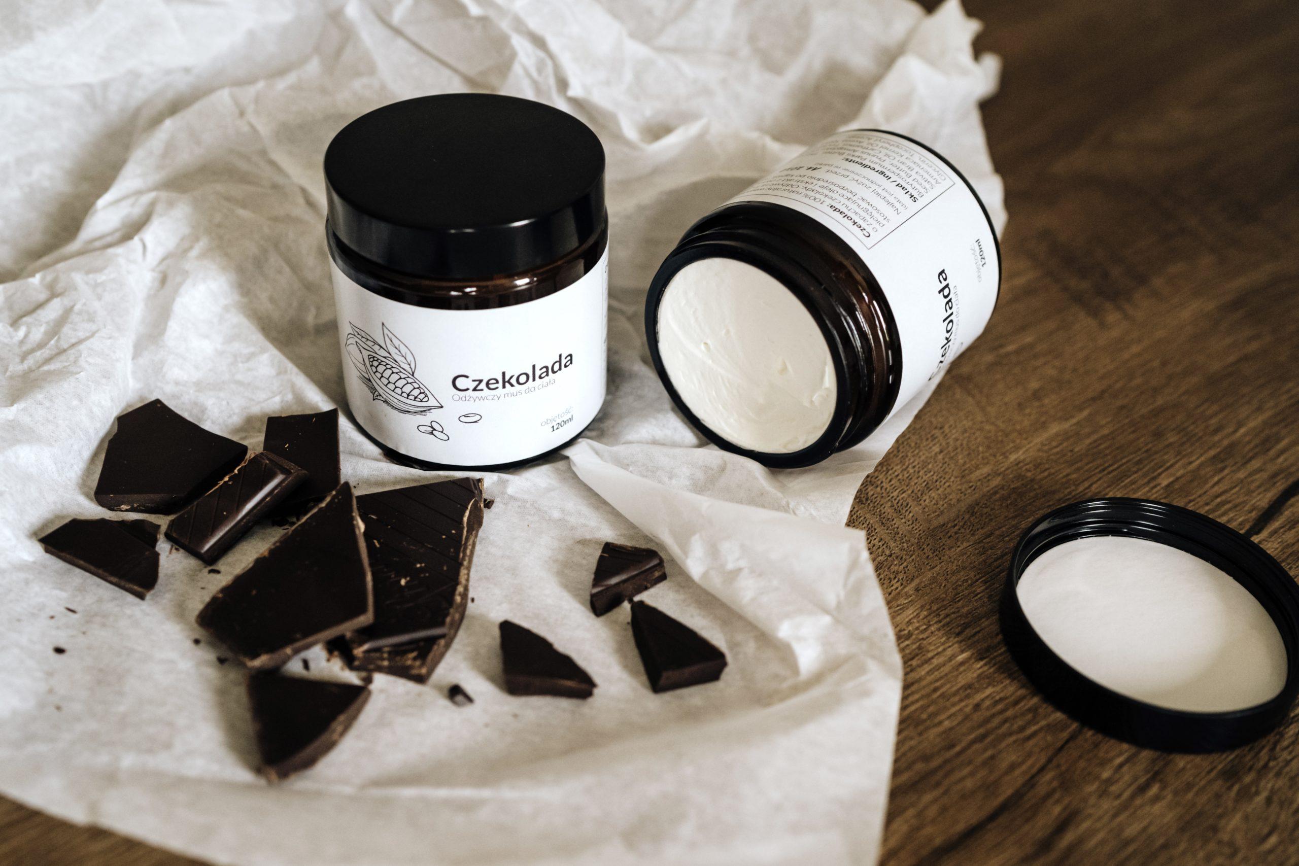 czekolada masło naturalne