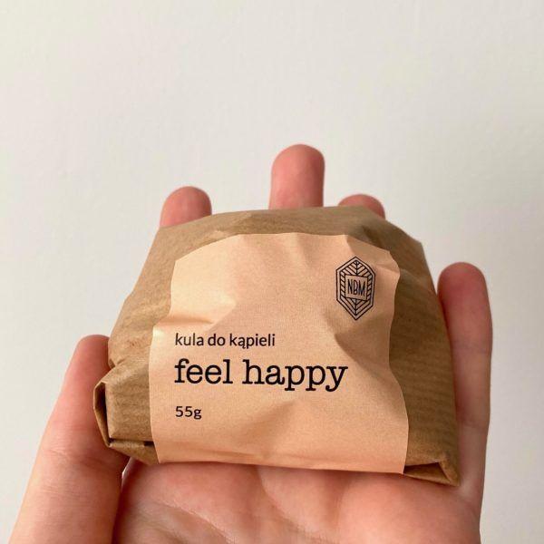 Kula kąpielowa Feel Happy